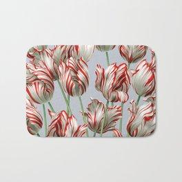 Semper Augustus Tulips Bath Mat