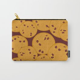 Chocolate chip cookie Carry-All Pouch