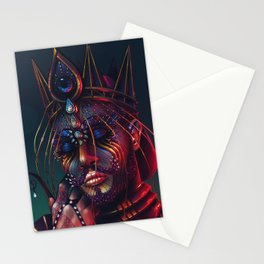 Because Your Love Kept Me Alive and it Made Me Insane Stationery Cards