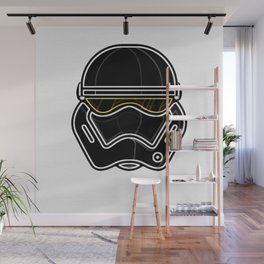 Trooper With Attitude Wall Mural