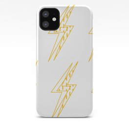 BLINDED LIGHT iPhone Case