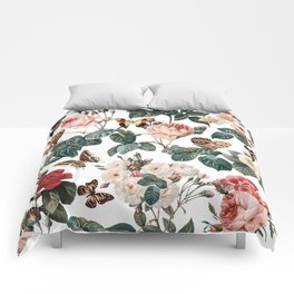 Botanical Forest Comforters