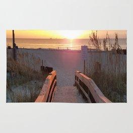Good Morning Tybee Island Rug