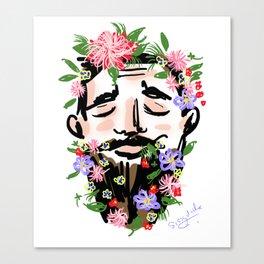 Nature Man Canvas Print