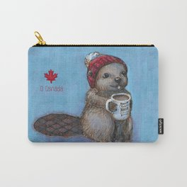 Canadian Beaver Carry-All Pouch