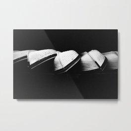 Row Boats 2 Metal Print