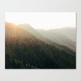 Tennesee Ridge Canvas Print