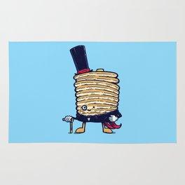 Fancy Captain Pancake Rug