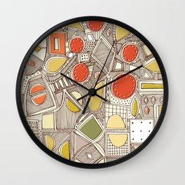 RAZZ RETRO Wall Clock