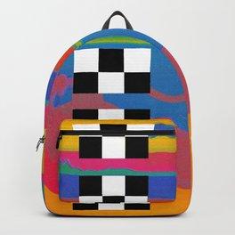 drag scan Backpack