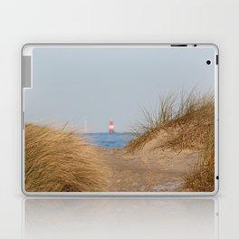At the beach 10 Laptop & iPad Skin