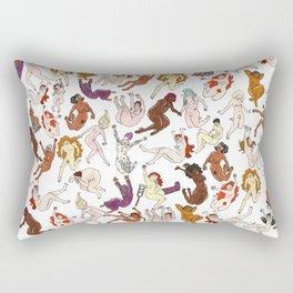 Women (Large) Rectangular Pillow