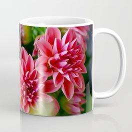 Bright Dahlias Coffee Mug