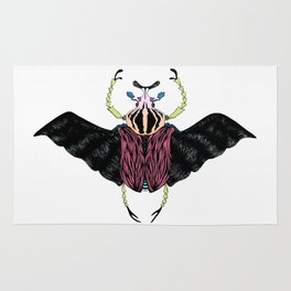 Beetle #2 Color Rug