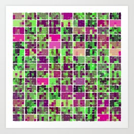 "Math Art Digital Print - ""yahtzee Rolls"" Art Print"