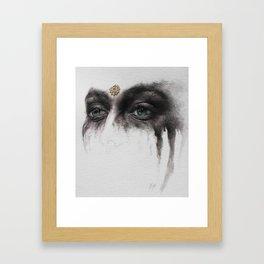 Reshop, Heda Framed Art Print