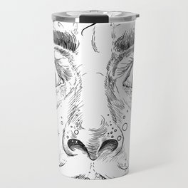 octopus dali Travel Mug