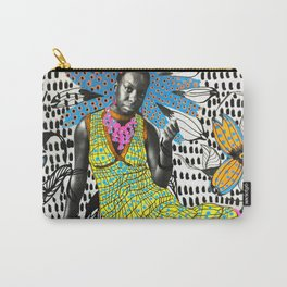 Miss Simone Carry-All Pouch