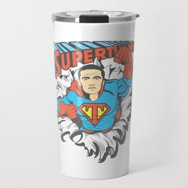 SuperTimmy 1 Travel Mug