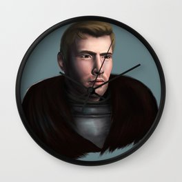 Lyrium Wall Clock