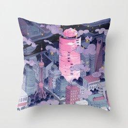 Best Bao Throw Pillow