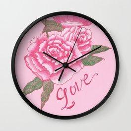 I DO!! Wall Clock