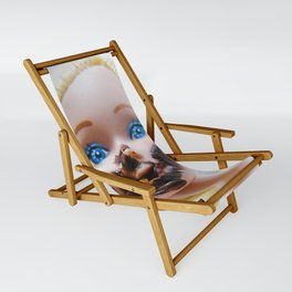 Chica chocoholica Sling Chair