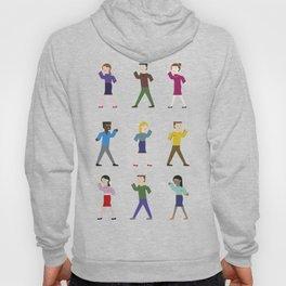 Dance like an egyptian Hoody