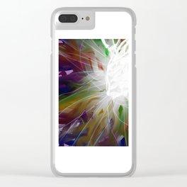 LeoFish Clear iPhone Case