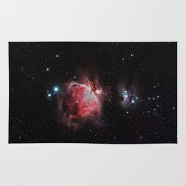 The Great Nebula in Orion Rug