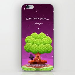 Animal Crossing iPhone Skin