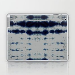 Shibori Strips Laptop & iPad Skin