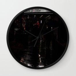 Danforth Music Hal Wall Clock
