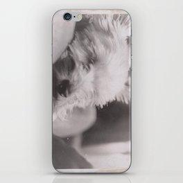 Sleeping Puppy iPhone Skin