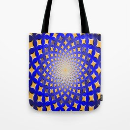 Illusion Moving Tote Bag