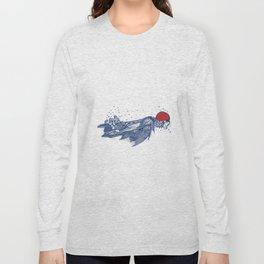 Olympic Swimmer  Long Sleeve T-shirt