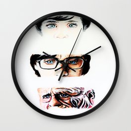 Mr Nobody Wall Clock