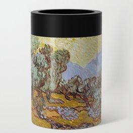 Vincent Van Gogh Olive Trees Can Cooler