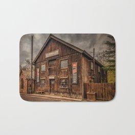 Victorian Sawmill Bath Mat