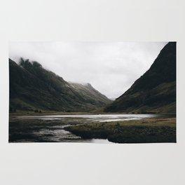 Glen Coe / Scotland Rug