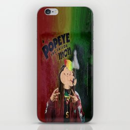 POPEYE THE SAILOR MON - 018 iPhone Skin