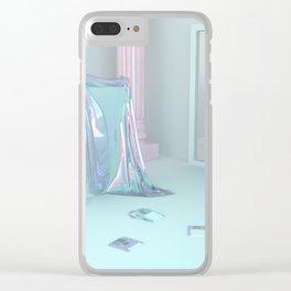 Save and rest Clear iPhone Case