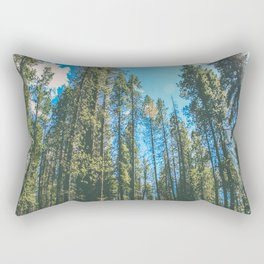 Follow the Forest Rectangular Pillow