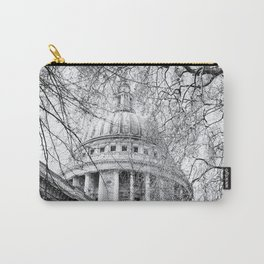 St Paul's Through the Trees Carry-All Pouch