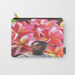 gucci mane floral Carry-All Pouch