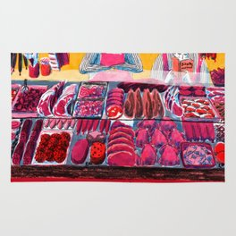 Meat Counter Rug
