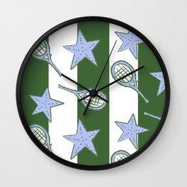 Stars and Strings Wall Clock