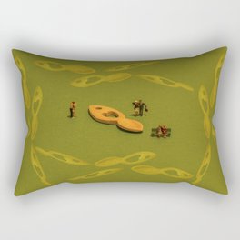 Love Through The Ages Rectangular Pillow