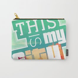 THIS IS MY CITY - Meet you in Los Santos! Carry-All Pouch
