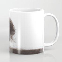 Tree - photopolymer/gravure Coffee Mug